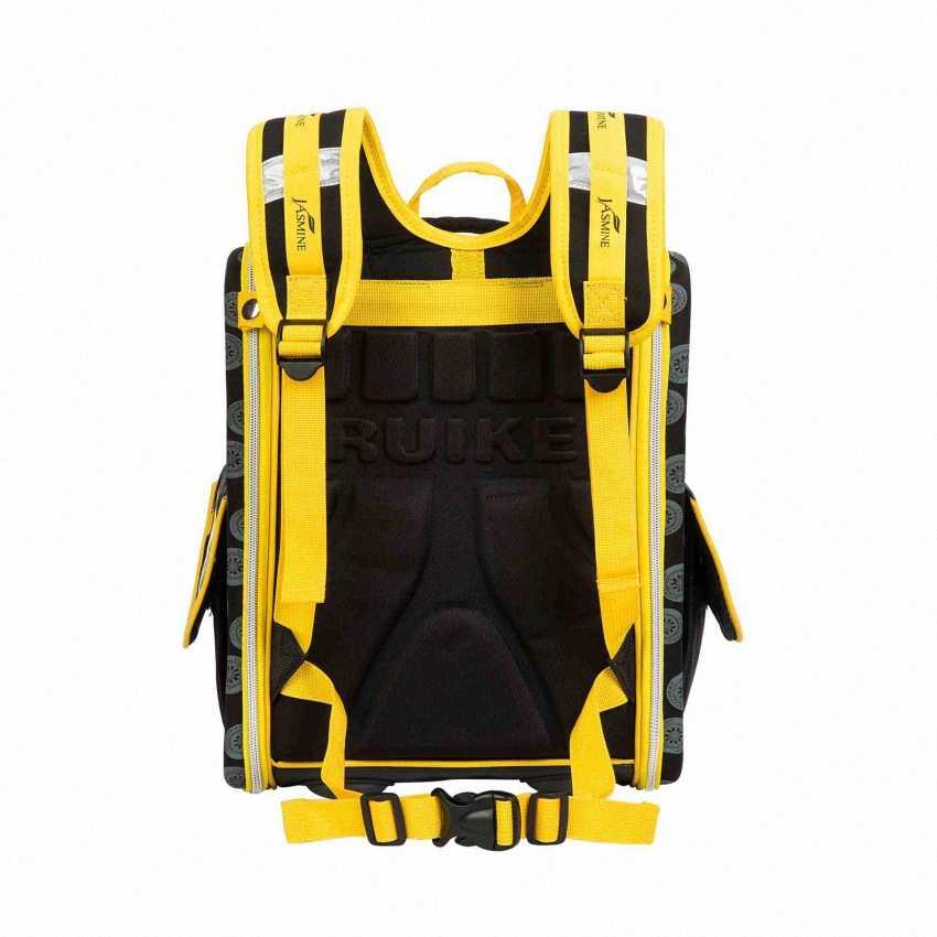 a1d153c6ecf8 ... JASMINESTAR Grade 1-3-5 Boys Backpack School Bag Cartoon Race Car Orthopedic  Backpack ...