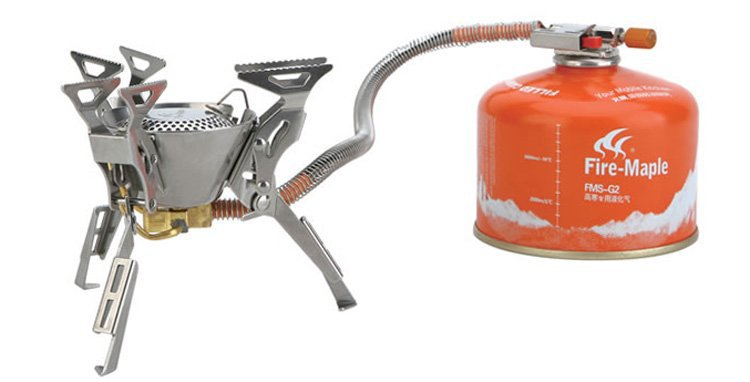 Free Shipping Camping Stove Cooking Stove Camping split range
