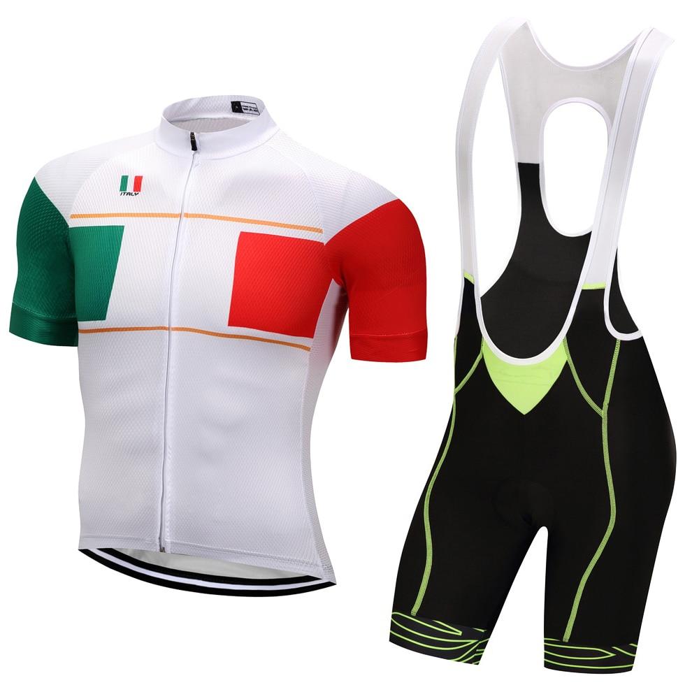 2018 Short Sleeve Cycling Set Mountain Bike Clothing Summer Cool Jersey And Pants Bicycle Bib Set Maillot Ropa Ciclismo