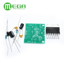 1set TDA7297 amplifier board spare parts dc 12v grade 2.0 dual audio encoding 15