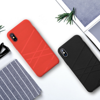 Nillkin Case For Iphone X Phone Case High Quality PC Newest Liquid Silicone Back Case For