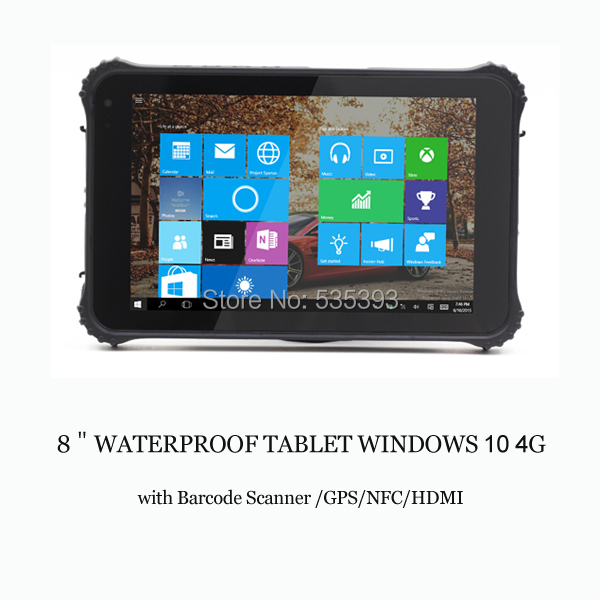 Aliexpress Com Buy Ip65 Rugged Industrial Tablet Pc