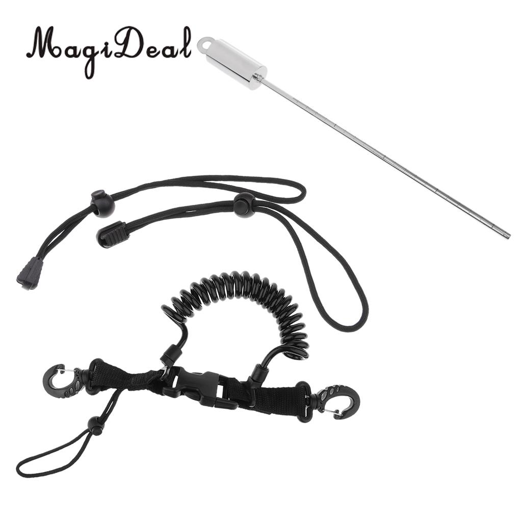 2x Scuba Diving Snorkel Hand Wrist Strap Lanyard for Dive Camera Torch Gear