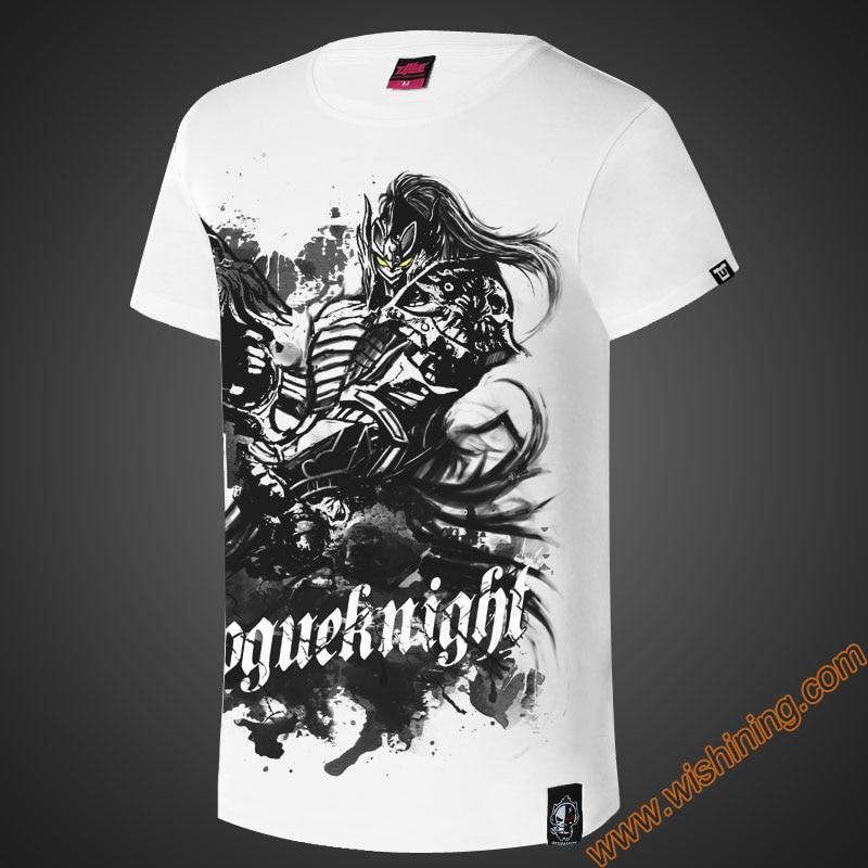Ink Blizzard DOTA 2 Sven SF Shadow Fiend T-shirt DOTA2 Templar Assassin Phantom Assassin Hero Tshirt Game Nevermore Tee Shirt ...