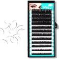 0.15C Suaves cílios postiços comprimento mix plantio cílios vison extensão dos cílios ferramentas de beleza maquiagem profissional