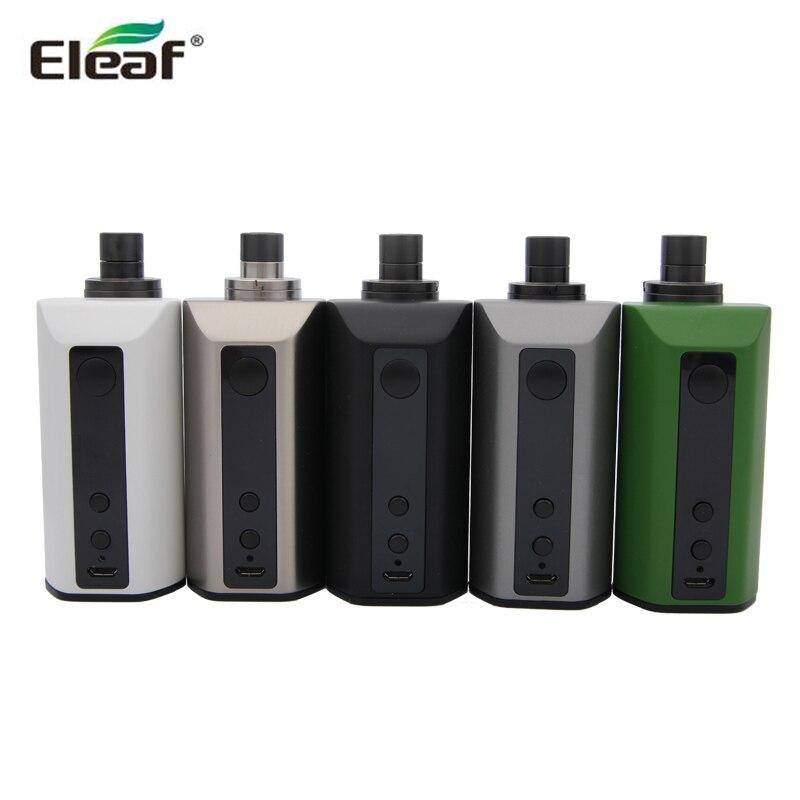 Originale Eleaf ASTER RT con MELO RT 22 kit 100 W con 4400 mAh Batteria 3.8 ml Melo RT 22 Serbatoio Aster RT sigaretta elettronica starter kit