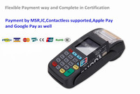 Original Payment System,GPRS POS Terminal,Wireless Payment Terminal with NFC Reader NEW8210