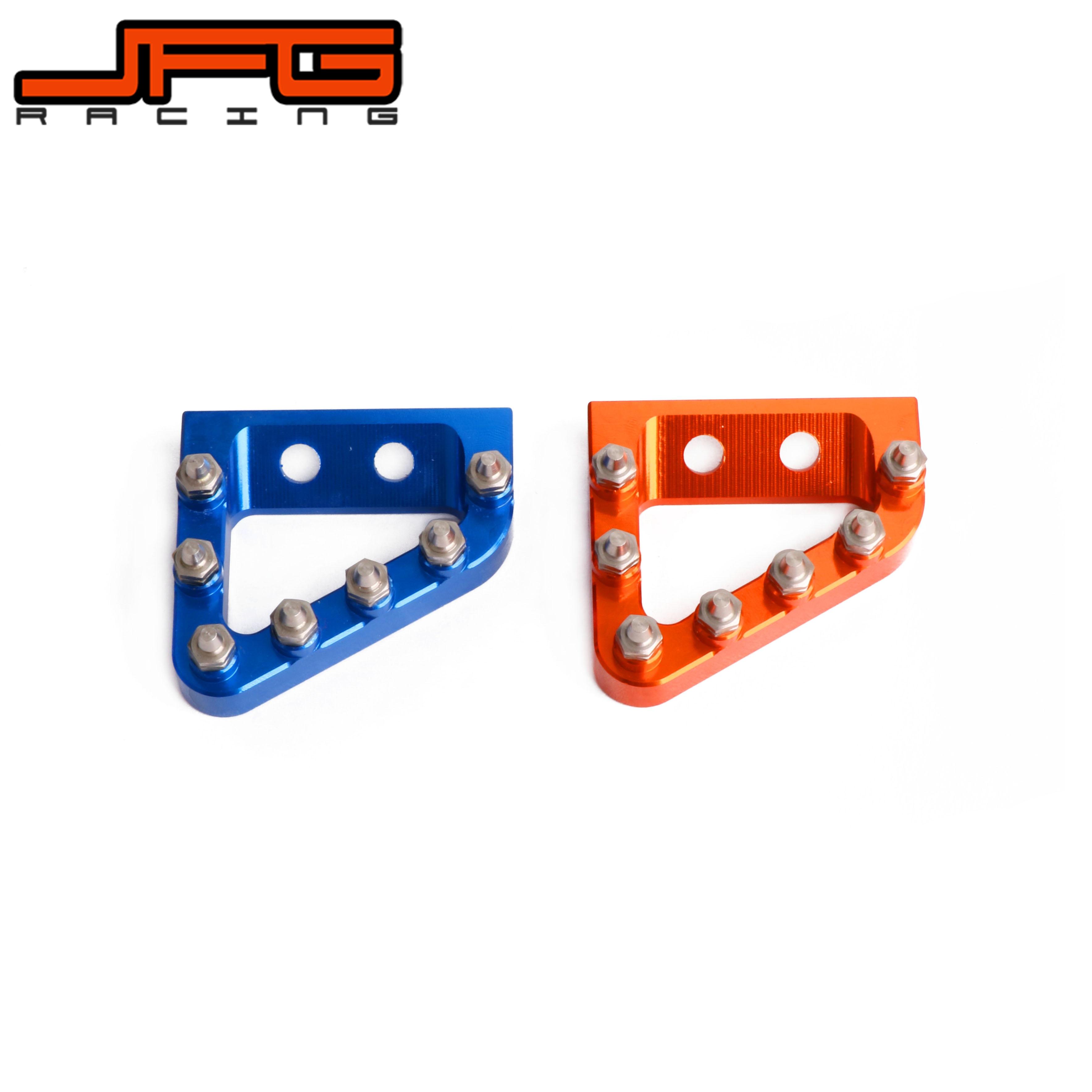 Automotive Motorcycle Brake Pedal Lever Step Plate Tip For KTM 250 ...