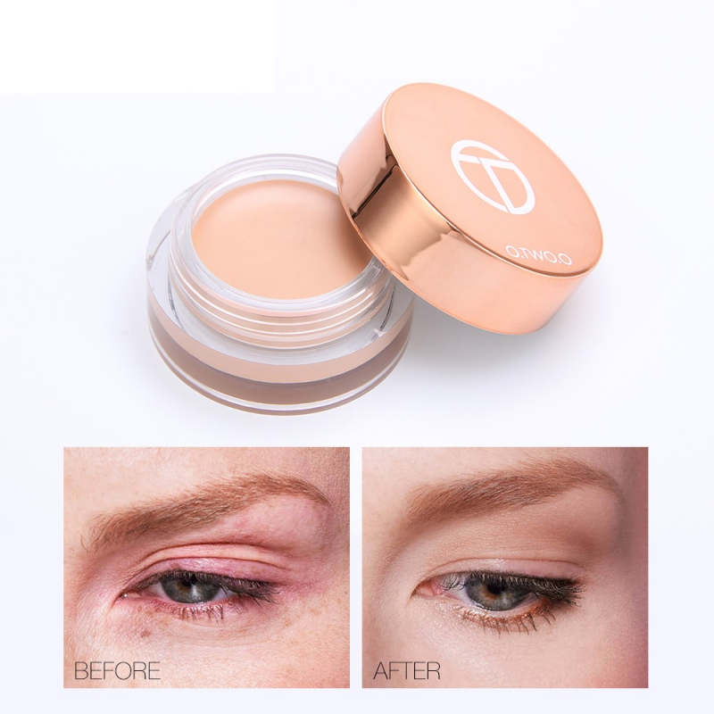 1pc Eye Primer Cream Makeup Eye Lid Smudgeproof Non Crease Durable Eye Foundation Waterproof Base Primer Maquiagem image