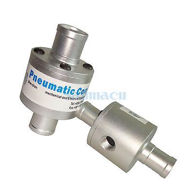 7 5m expandable hose 7/13/19mm Hose Aluminum Air Conveyor with 1/8 1/4 BSPT Air Inlet Pneumatic Part