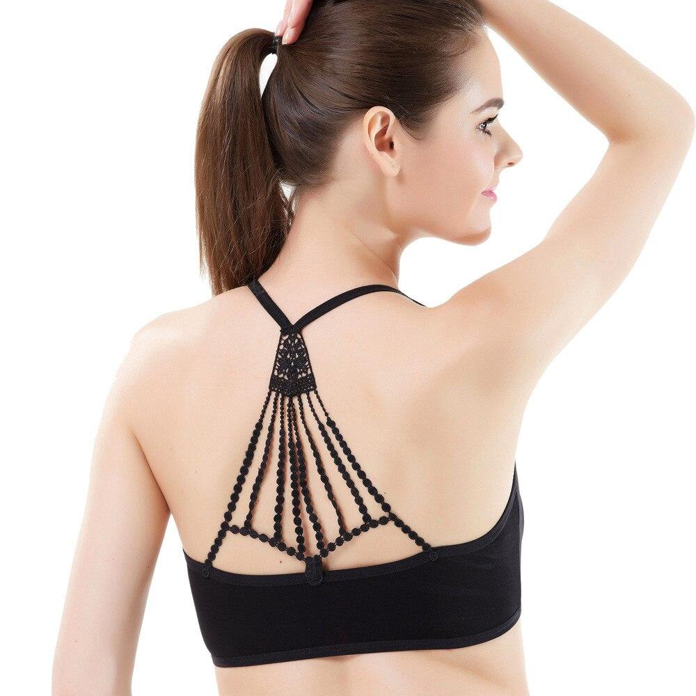 Sexy back bra