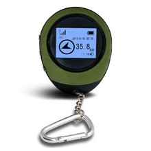 Mini GPS Tracker Portable Location Finder Handheld Mini USB Rechargeable Tracking Device For Outdoor Sport Travel