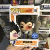 Exclusive FUNKO POP Official Amine Dragon Ball Z Vegeta Vinyl Action Figure Collectible Model Toy With