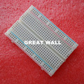 mini bread board / breadboard 8.5CM x 5.5CM 400 holes