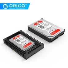 ORICO 2,5 до 3,5 дюймов карман для жесткого диска Поддержка SATA 3,0 6 Гбит/с быстрая передача скорость не включая жесткий диск