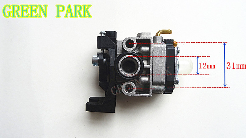 Carburetor Carb Fits Honda GX35 GrassTrimmer Engine 16100-Z0Z-034 Lawn Mower Brush Cutter Spare Parts (Best quality ) carburetor carb fits honda gx35 grasstrimmer engine 16100 z0z 034 lawn mower brush cutter spare parts best quality