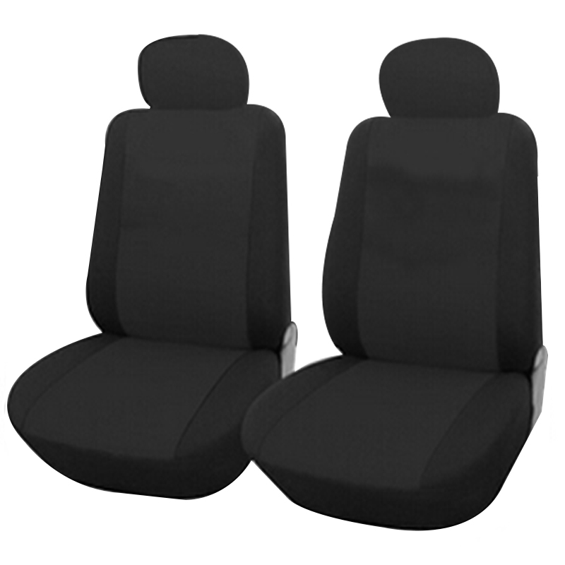 Breathable car front seat covers For Skoda Octavia Fabia Superb Rapid Yeti Spaceback Joyste Jeti car accessories car sticker