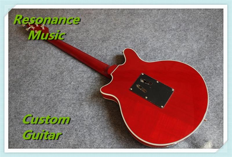 Elétrica na China Elétrica Guitarra Frete Grátis Hickory