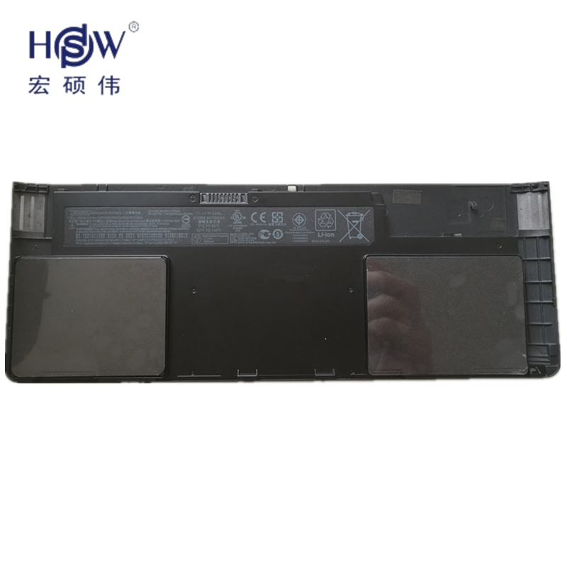 HSW New for Hp Battery Elitebook Revolve 810 G1 Tablet Hstnn-ib4f Hstnn-w91c 698750-171 698943-001 698750-1c1 Od06xl batteria laptop keyboard for hp for elitebook revolve 810 series black with sliver frame and backlit sp sn8123bl sg 57700 2ea