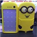 Novos Asseclas portatil Banco De Potência 12000 MAH bateria externa Dual USB LED Powerbank de Backup Carregador De Bateria Externa Do Telefone Móvel
