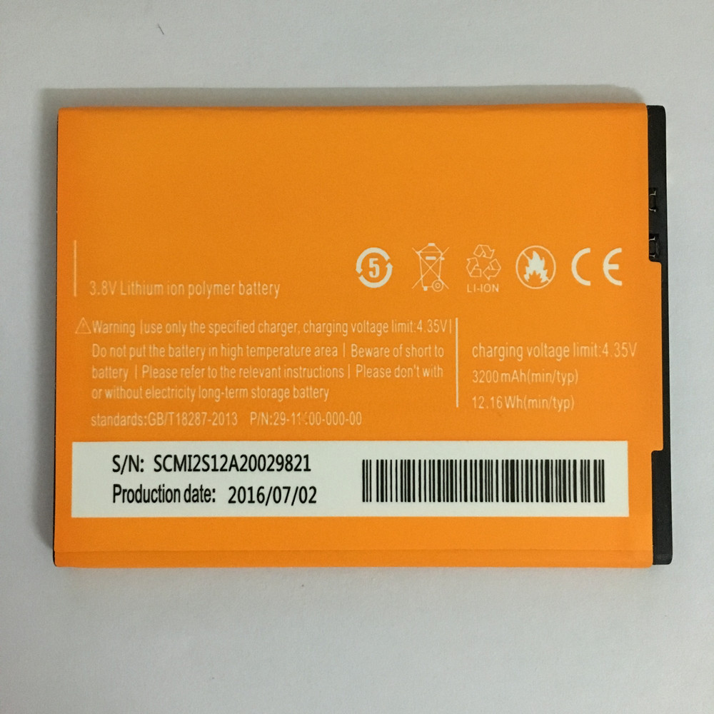 3200mAh Replacment For Elephone P2000C Battery Batterie Bateria AKKU PIL Elephone P2000 Battery ...