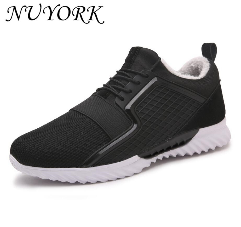 New listing hot sales Autumn And Winter Keep warm Mens shoes sports shoes men running shoes Q60