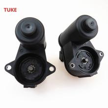 TUKE Qty 2 Hand Brake Wheel Cylinder Adjuster Motor Calliper 6 Torx For VW Seat Alhambra