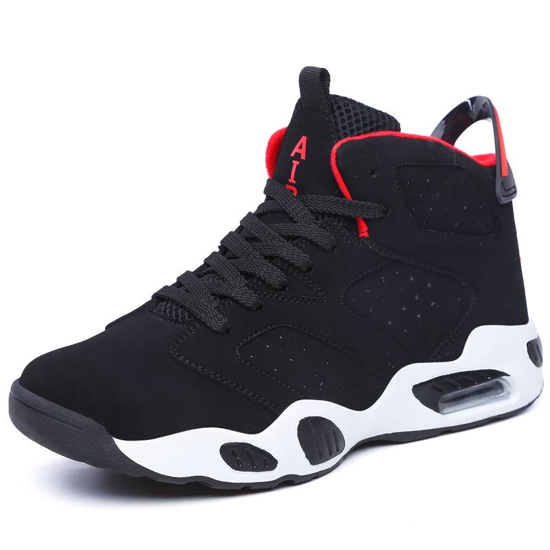 Mens Basketball Shoes Jordans High Top Brand Ankle Boost Men & Women Sports Shoes Basket Homme Outdoor Trainer Couple Sneakers image