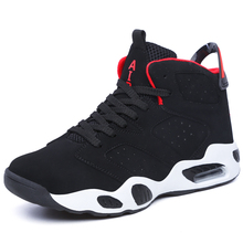 Mens Basketball Shoes Women High Top Brand Ankle Boost Men &