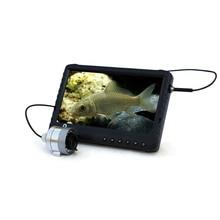 """1080P HD визуальный рыболокатор 15 м """" TFT монитор 12 шт. светодиодный/ИК ночного видения подводная камера IP68"""