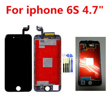 4.7 inch Lcd screen 3D touch LCD Screen Display For iPhone 6S 4.7 AAA quality with Touch Screen Digitizer Assembly