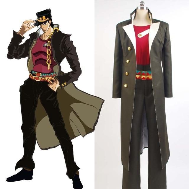 Image result for jojo's bizarre adventure jotaro full outfit