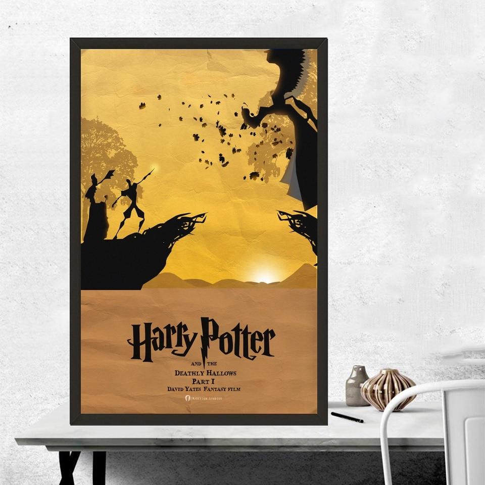 Outstanding Harry Potter Wall Decor Ideas - Art & Wall Decor ...