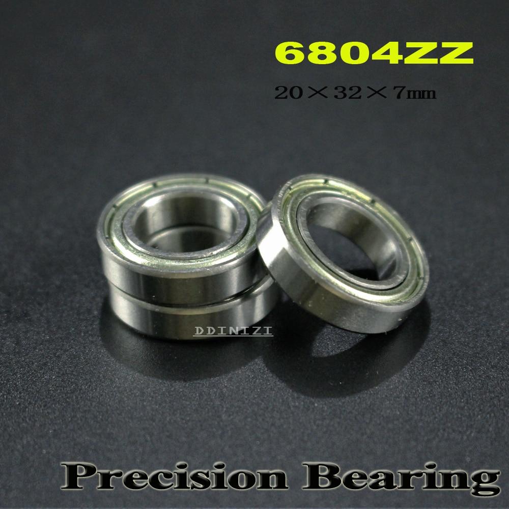 6804zz Bearing 20 32 7 Mm Abec 1 Metric Slim Thin Section
