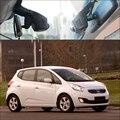 Para kia venga carro de controle app wifi dvr driving gravador de vídeo motion detection car black box câmera de estacionamento de visão noturna