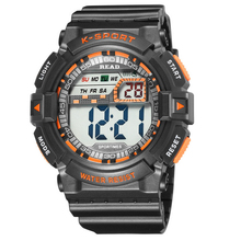 ФОТО 2017 digital sports watches men led military army waterproof diving wristwatch men's watch g style military army watch shock