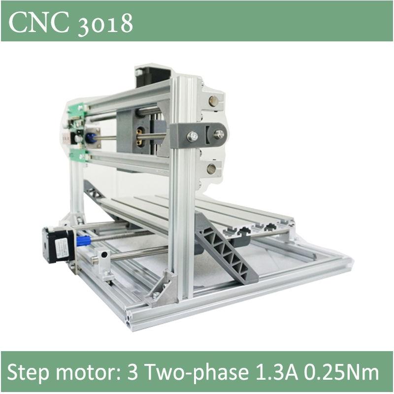 Incisore CNC 3018 con mandrino ER11 con opzione laser di 500mw 2500mw - Attrezzature per la lavorazione del legno - Fotografia 2
