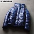 Super! Warm Fashion Diamond Winter Coat Women Short Design Turtleneck Quilted Jackets Cotton Padded Parka Mujer