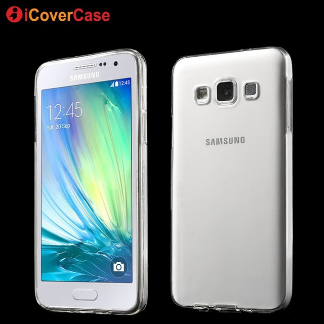 c47bcbca493 Coque for Samsung A3 2017 Case Silicone A3 2016 Cover for Samsung Galaxy A3  2015 TPU Phone Cases Capa Fundas Carcasas Hoesjes