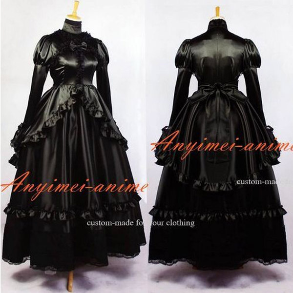 Online Get Cheap Gothic Doll Clothing -Aliexpress.com | Alibaba Group