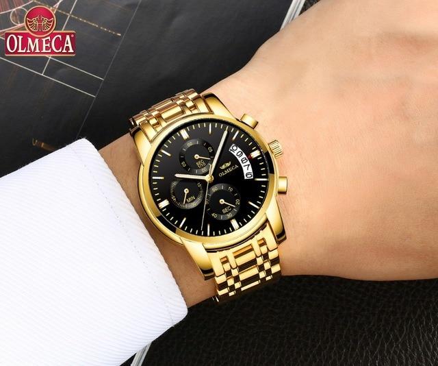 OLMECA - Luxury Sports Watch 2