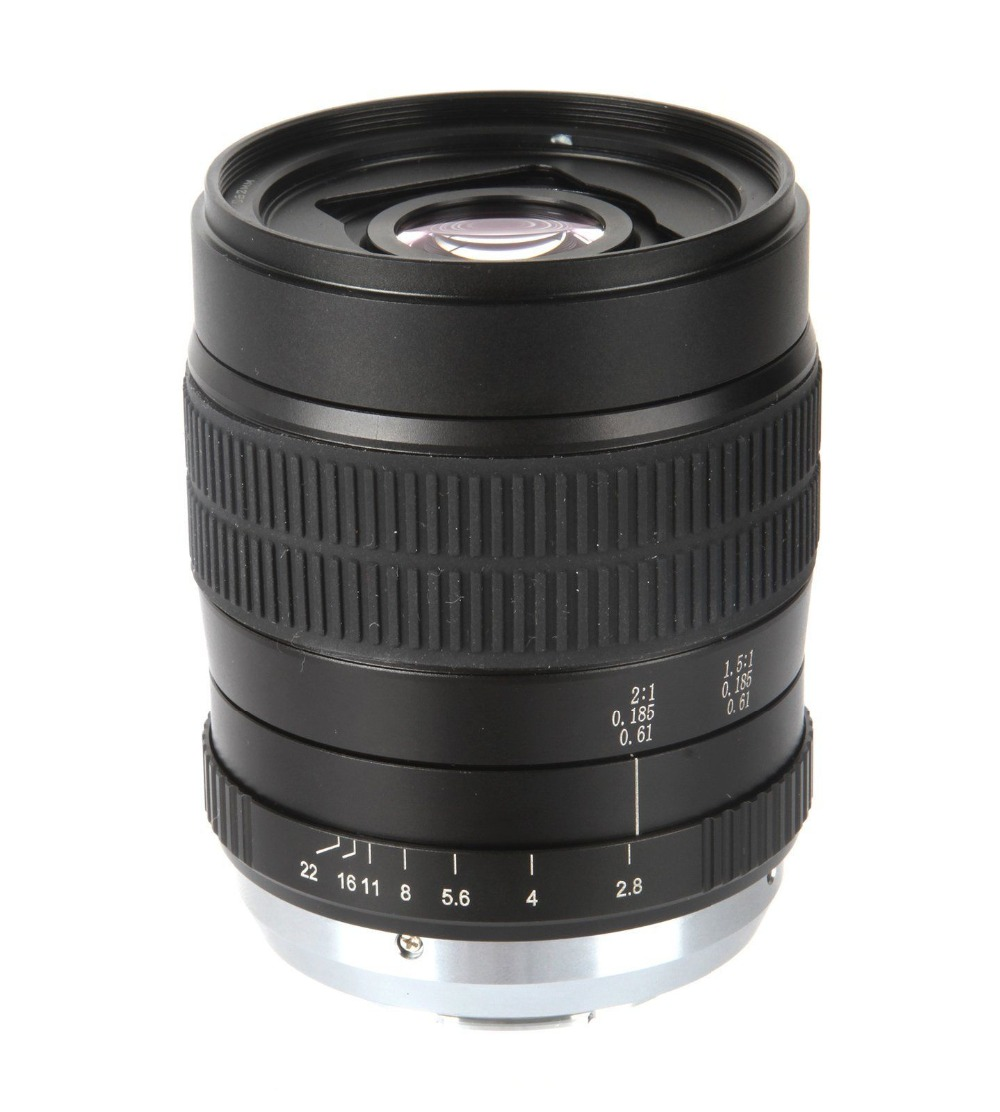 60mm f/2.8 2:1 2X Super Macro Manual Focus lens for Canon EF 5d3 5d2 6d 7d 60d 70d 600d 650d 700d camera цена 2017