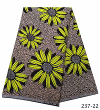 ankara fabric wax african fabric 100% Polyester high quality african wax prints fabric 2019 soft Wax fabric  With rhinestones elegant fabric africa ankara prints wax fabric 100