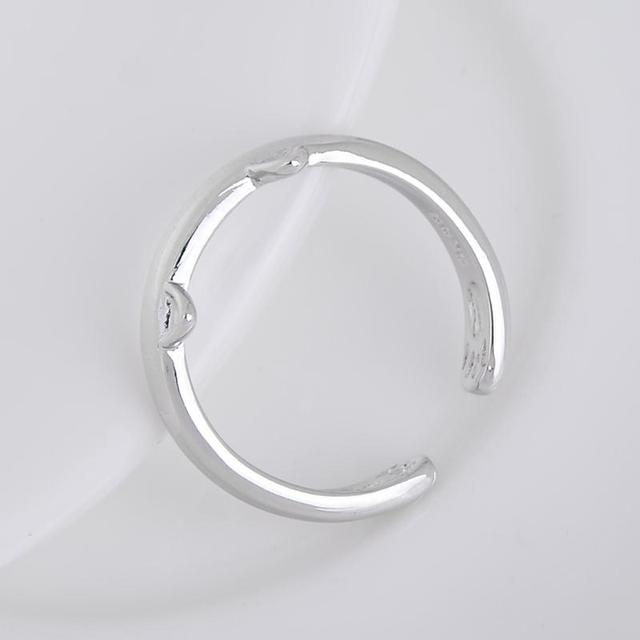 Anel Cat Ear Ring Jewelry