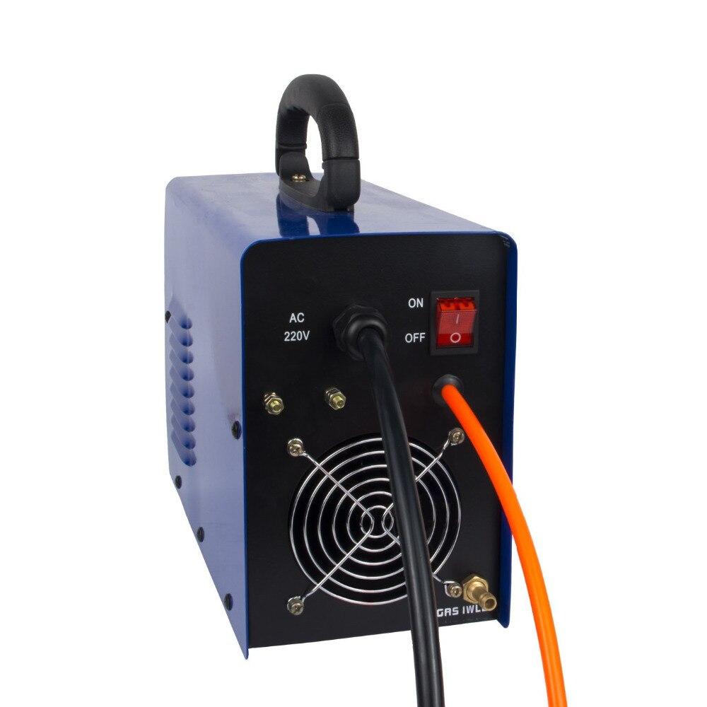 Palnik plazmowy Tosense 60 Amps, maszyna do cięcia plazmowego, towarzysz spawacza, falownik DC, ICUT60, półautomatyczny