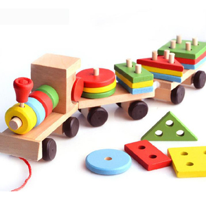 Kids Toys Shape Sorting Puzzle