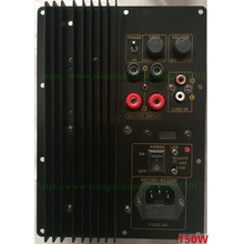 150W 110V ~ 220V 2.0 채널 헤비 서브 우퍼 TDA8950 서브 우퍼 디지털 듀얼 채널 액티브 파워 앰프 보드