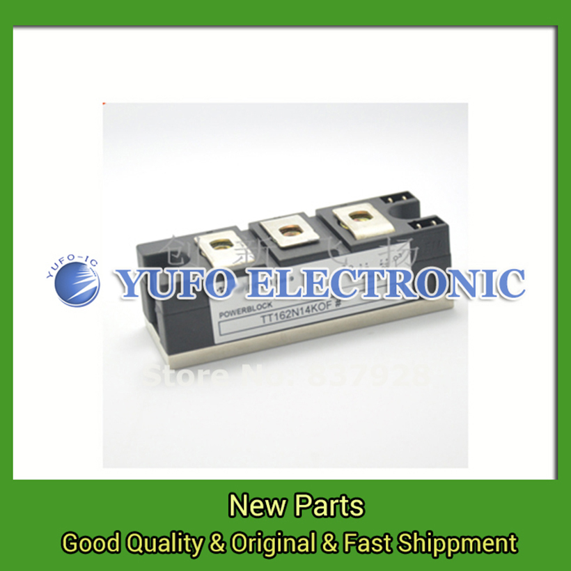 Free Shipping 1PCS TT162N14KOF Power Module original new Special supply Welcome to orderFree Shipping 1PCS TT162N14KOF Power Module original new Special supply Welcome to order