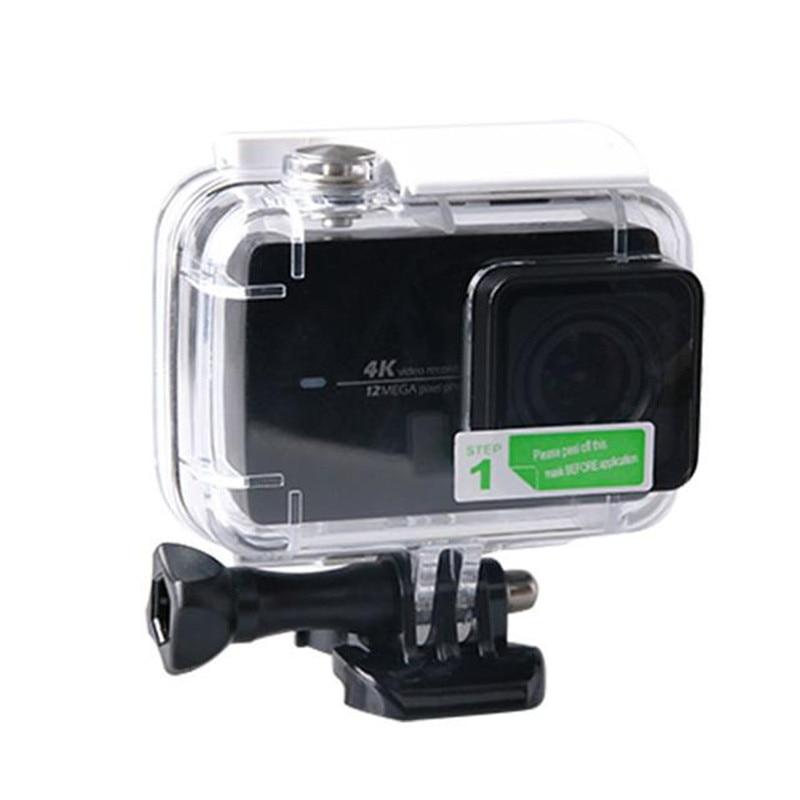 Protector de pantalla LCD para Xiaomi Yi 2 II Caja protectora - Cámara y foto - foto 3