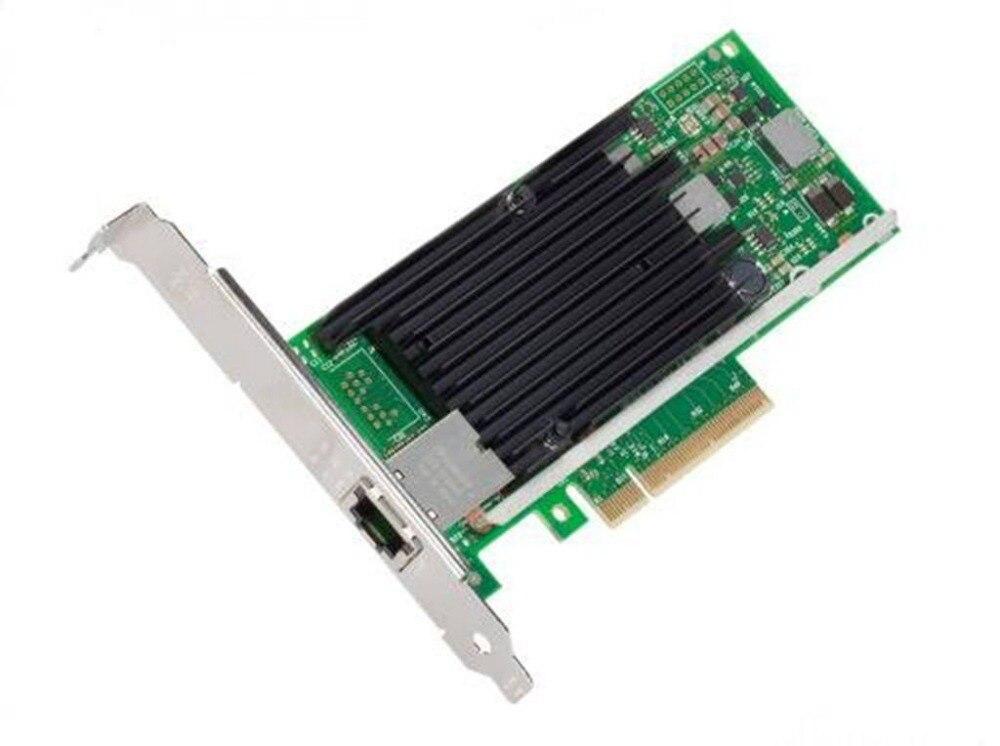 bilder für X540-T1 10GbE PCI-E Converged Network Adapter (NIC), Einzelnen RJ45 Port